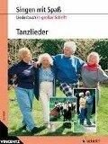 Tanzlieder. 10 Liederhefte und Handbuch -