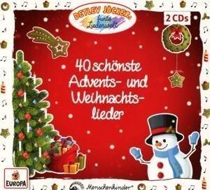 40 schönste Advents-und Weihnachtslieder - Detlev Jöcker