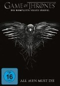 Game of Thrones - Die komplette 4. Staffel - George R. R. Martin