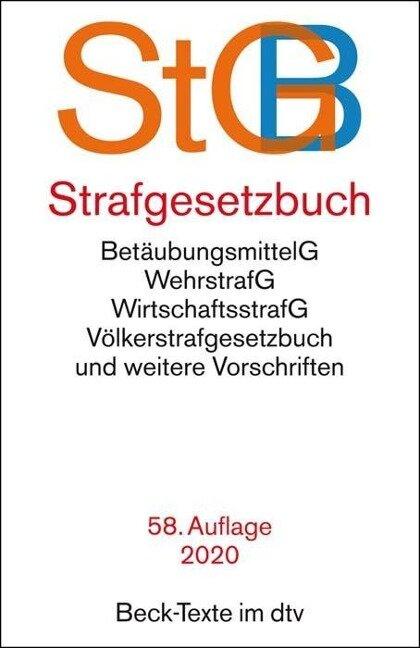Strafgesetzbuch StGB -