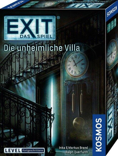 EXIT - Die unheimliche Villa - Inka Brand, Markus Brand, Ralf Querfurth