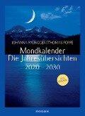 Mondkalender - die Jahresübersichten 2020-2029 - Johanna Paungger, Thomas Poppe