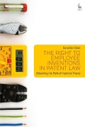 Right to Employee Inventions in Patent Law - Kazuhide Odaki