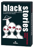 black stories - Science-Fiction Edition - Elke Vogel