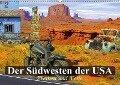 Der Südwesten der USA. Freiheit und Weite (Wandkalender 2018 DIN A2 quer) Dieser erfolgreiche Kalender wurde dieses Jahr mit gleichen Bildern und aktualisiertem Kalendarium wiederveröffentlicht. - Elisabeth Stanzer