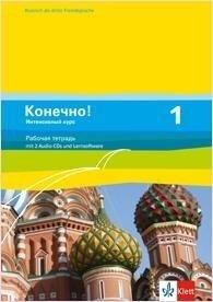 Konetschno! Band 1. Russisch als 3. Fremdsprache. Intensivnyj Kurs. Arbeitsheft -