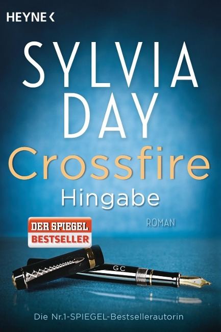 Crossfire 04. Hingabe - Sylvia Day