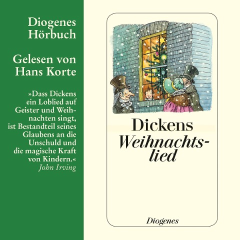 Weihnachtslied - Charles Dickens