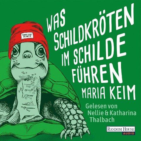 Was Schildkröten im Schilde führen - Maria Keim