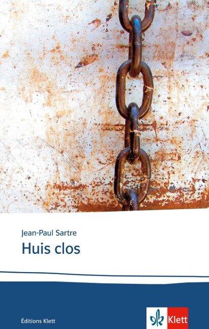 Huis clos. Texte et documents - Jean-Paul Sartre
