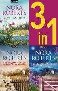 Die Blüten-Trilogie: - Rosenzauber / Lilienträume / Fliedernächte (3in1-Bundle) - Nora Roberts