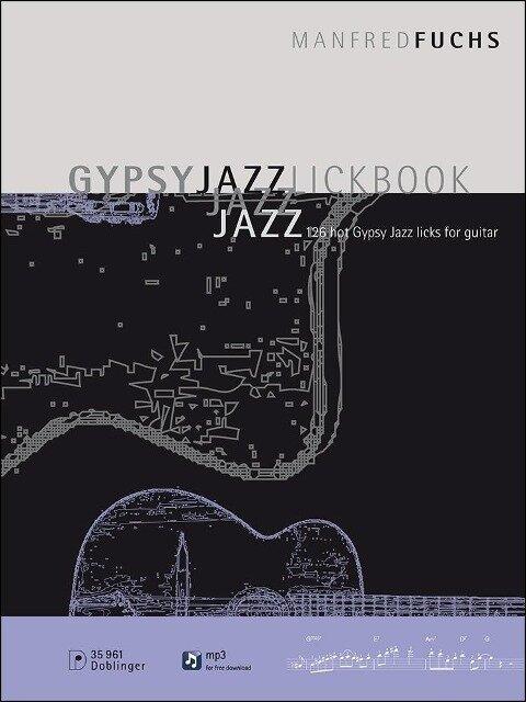 Gypsy Jazz Lickbook - Manfred Fuchs