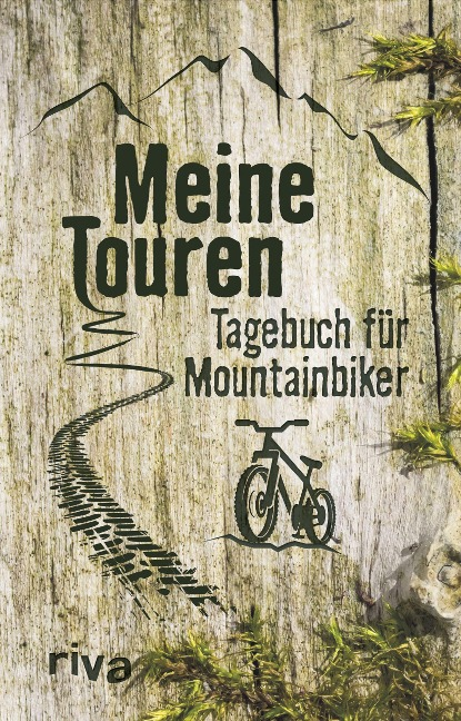Meine Touren: Tagebuch für Mountainbiker - Nicolai Napolski