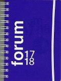 Forum Sporty Schülerkalender 2017/2018 -