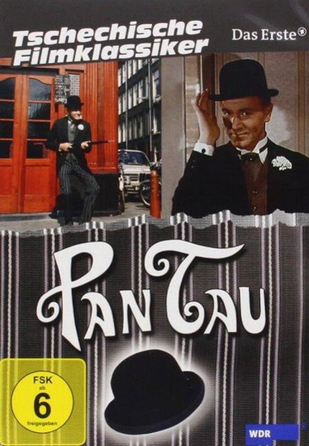 Pan Tau (Jumbo Amaray) -