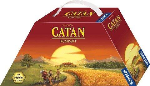 Catan - Das Spiel kompakt - Klaus Teuber