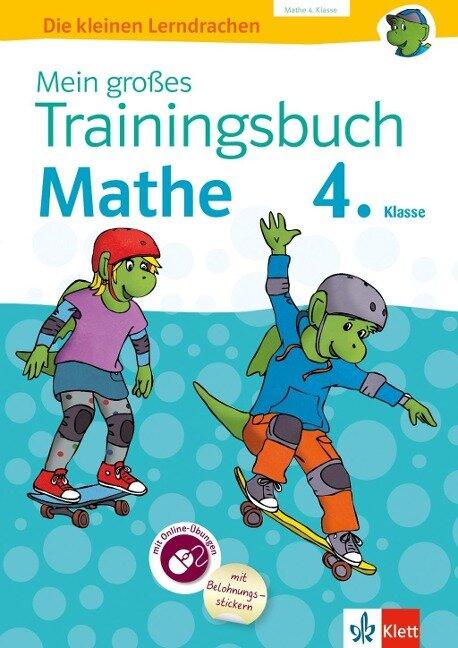 Mein großes Trainingsbuch Mathematik 4. Klasse -