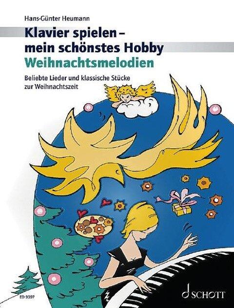 Weihnachtsmelodien - Hans-Günter Heumann