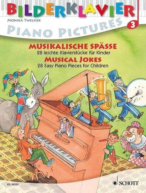 Musikalische Späße -