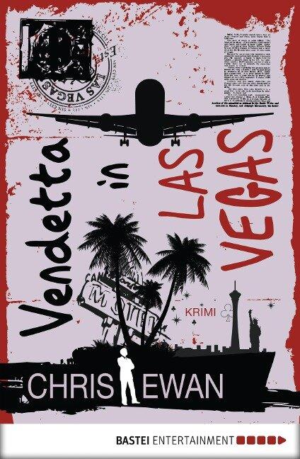 Vendetta in Las Vegas - Chris Ewan