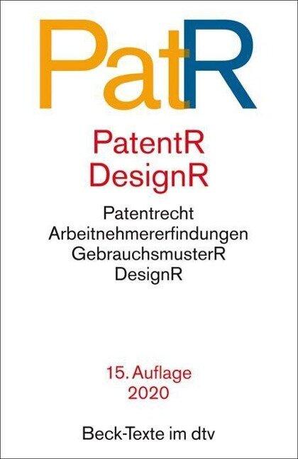 Patent- und Designrecht -