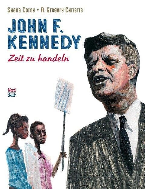 John F. Kennedy - Shana Corey