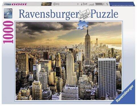 Großartiges New York. Puzzle 1000 Teile -