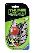 Thumb chucks rot -
