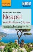 DuMont Reise-Taschenbuch Reiseführer Neapel, Amalfiküste, Cilento - Frank Helbert, Gabriella Vitiello