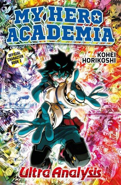 My Hero Academia - Ultra Analysis - Kohei Horikoshi