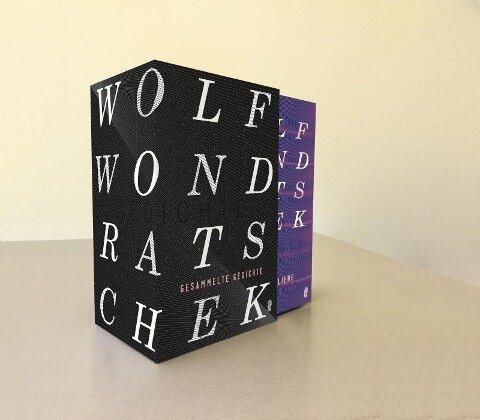 Gesammelte Gedichte in 13 Bänden - Wolf Wondratschek