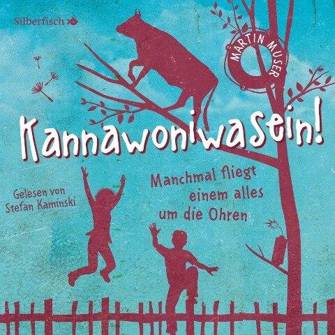 Kannawoniwasein 2: Kannawoniwasein - Manchmal fliegt einem alles um die Ohren - Martin Muser