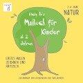 Vicky Bo's Malbuch für Kinder - Natur. Ab 2 bis 4 Jahre - Vicky Bo