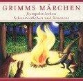 Rumpelstilzchen & Schneeweißchen und Rosenrot. CD - Jacob Grimm, Wilhelm Grimm