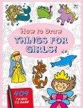 How to Draw Things for Girls - Nat Lambert