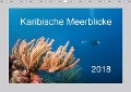 Karibische Meerblicke (Wandkalender 2018 DIN A3 quer) - Yvonne Tilo Kühnast- naturepics