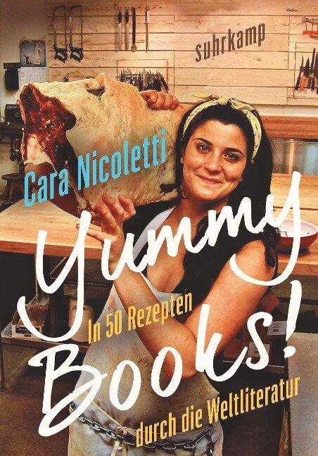 Yummy Books! - Cara Nicoletti