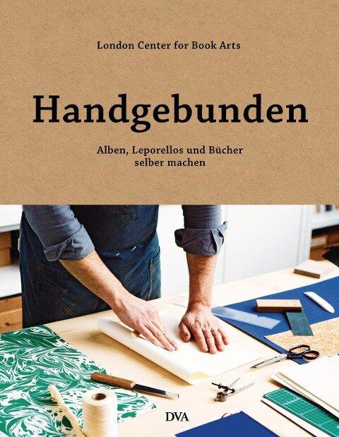 Handgebunden - Alben, Leporellos und Bücher selber machen