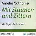 Mit Staunen und Zittern - Amélie Nothomb