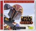 Disney - Star Wars Rebels 08. Die verschollenen Krieger -