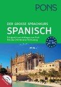 PONS Der große Sprachkurs Spanisch -