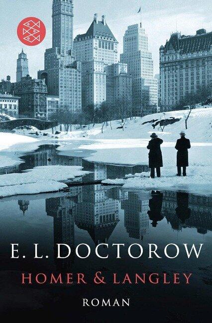 Homer & Langley - E. L. Doctorow