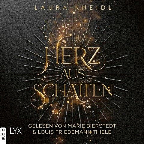 Herz aus Schatten (Ungekürzt) - Laura Kneidl