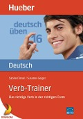 Verb-Trainer - Sabine Dinsel, Susanne Geiger