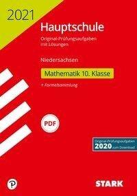 STARK Original-Prüfungen Hauptschule 2021 - Mathematik 10. Klasse - Niedersachsen -