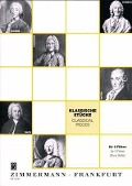 Klassische Stücke. 2 Flöten -