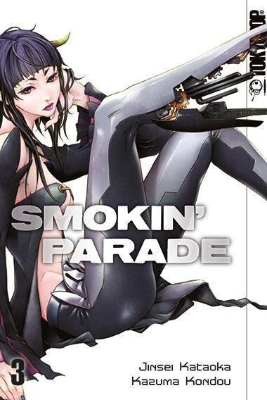 Smokin' Parade 03 - Jinsei Kataoka, Kazuma Kondou