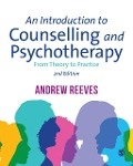 An Introduction to Counselling and Psychotherapy - Andrew Reeves