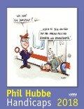 Handicaps 2018 - Phil Hubbe