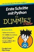 Erste Schritte mit Python für Dummies Junior - Claudia Ermel, Olga Runge